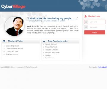 Cyber Village Web