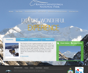 Khangchendzonga National Park