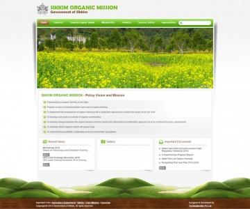 Sikkim Orangic Mission